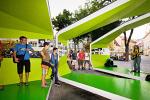 Ba_lik, letné pódium a výstavný pavilón, Bratislava