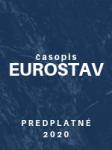 Celoročné predplatné digitalizovanej verzie časopis EUROSTAV 2020