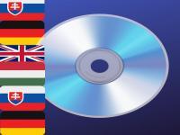 CD Štvorjazyčný stavebno-technický slovník