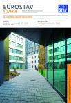 Celoročné predplatné časopisu EUROSTAV ročník 2018
