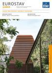 Celoročné predplatné časopisu EUROSTAV ročník 2019