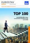 Časopis Eurostav 6/2019 - TOP 100