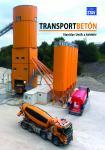 Transportbetón - aktualizované a doplnené vydanie