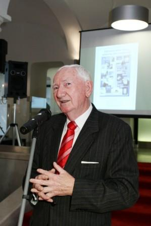 Ing. G. Blaškovič, CSc. konateľ Vydavateľstva Eurostav