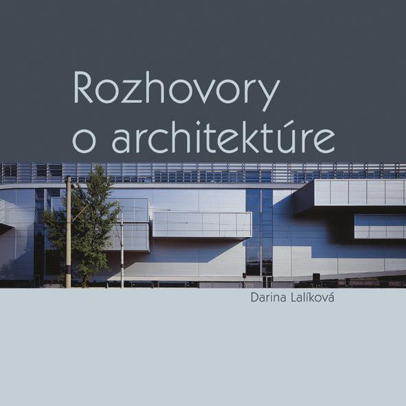 Rozhovory o architektúre